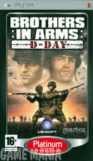 Brothers in Arms - D-Day - Platinum product image