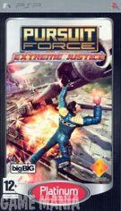 Pursuit Force - Extreme Justice - Platinum product image