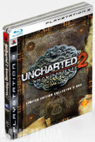 Uncharted 2 - Among Thieves Limited Edition Collector's Box product image