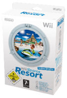 Wii Sports Resort + MotionPlus White product image