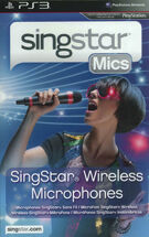 SingStar Wireless Microphones PS2/PS3/PS4 product image