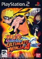 Naruto Shippuden - Ultimate Ninja 4 product image