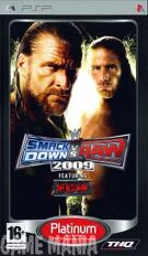 WWE Smackdown vs Raw 2009 - Platinum product image