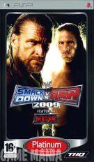WWE Smackdown vs Raw 2009 - Platinum product image