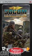 SOCOM - US Navy Seals - Fireteam Bravo 2 - Platinum product image
