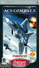 Ace Combat X - Skies of Deception - Platinum product image