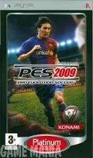 Pro Evolution Soccer 2009 - Platinum product image