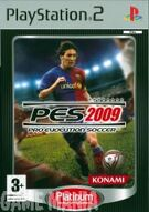 Pro Evolution Soccer 2009 - Platinum product image