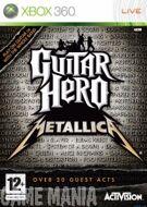 Guitar Hero - Metallica product image