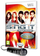 Sing It - Pop Hits - Disney + 1 Microphone product image