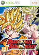 Dragon Ball - Raging Blast product image