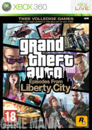 Grand Theft Auto - Episodes from Liberty City product image
