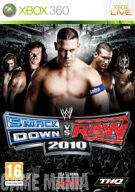 WWE Smackdown vs Raw 2010 product image