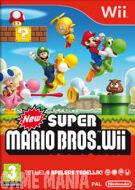 New Super Mario Bros Wii product image