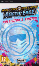 MotorStorm - Arctic Edge Collector's Edition product image