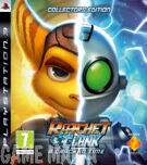 Ratchet & Clank - A Crack in Time Collector's Edition product image