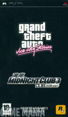 Grand Theft Auto - Vice City Stories / Midnight Club 3 - DUB Edition product image