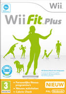Wii Fit Plus product image