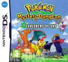Pokémon Mystery Dungeon - Explorers of Sky product image