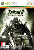 Fallout 3 Game Add-On Pack - Broken Steel and Point Lookout product image