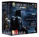 XBOX 360 Elite Black (120GB) + Halo 3 + Halo 3 - ODST product image