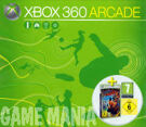 XBOX 360 Arcade + Banjo-Kazooie - Nuts & Bolts + 2 Games product image