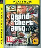 Grand Theft Auto IV - Platinum product image