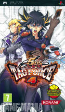 Yu-Gi-Oh! 5D's Tag Force 4 product image