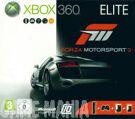 XBOX 360 Elite Black (120GB) + Forza Motorsport 3 + 2 Games product image