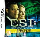 CSI - Crime Scene Investigation - Deadly Intent - The Hidden Cases product image