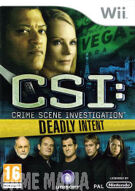 CSI - Crime Scene Investigation - Deadly Intent product image