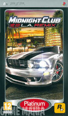 Midnight Club L.A. Remix - Platinum product image