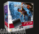 PS3 (250GB) + Uncharted 2 - Among Thieves product image