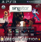 Singstar Special Edition product image