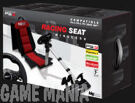Racing Seat + Wheel Wireless PC / PS2 / PS3 / X360 product image