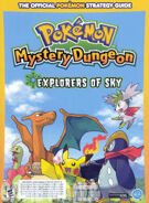 Pokemon Mystery Dungeon - Explorers of Sky - Guide product image