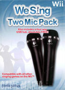 Wii We Sing Microphone Pack (2x) product image