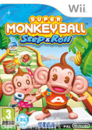 Super Monkey Ball - Step & Roll product image