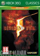 Resident Evil 5 - Classics product image