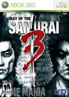 Way of the Samurai 3 product image
