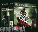 XBOX 360 Elite Black (120GB) + Splinter Cell - Conviction product image