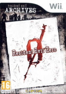 Resident Evil Zero product image