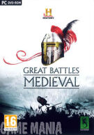 History Great Battles - Medieval product image