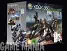 XBOX 360 Elite White (250GB) + Final Fantasy XIII product image