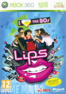 Lips - I Love The 80's product image
