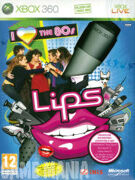 Lips - I Love The 80's + Microphone Wireless product image