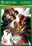 Street Fighter IV - Classics product image
