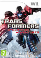 Transformers - Cybertron Adventures product image