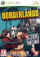 Borderlands - The Zombie Island of Dr Ned & Mad Moxxi's Underdome Riot product image