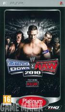 WWE Smackdown vs Raw 2010 - Platinum product image